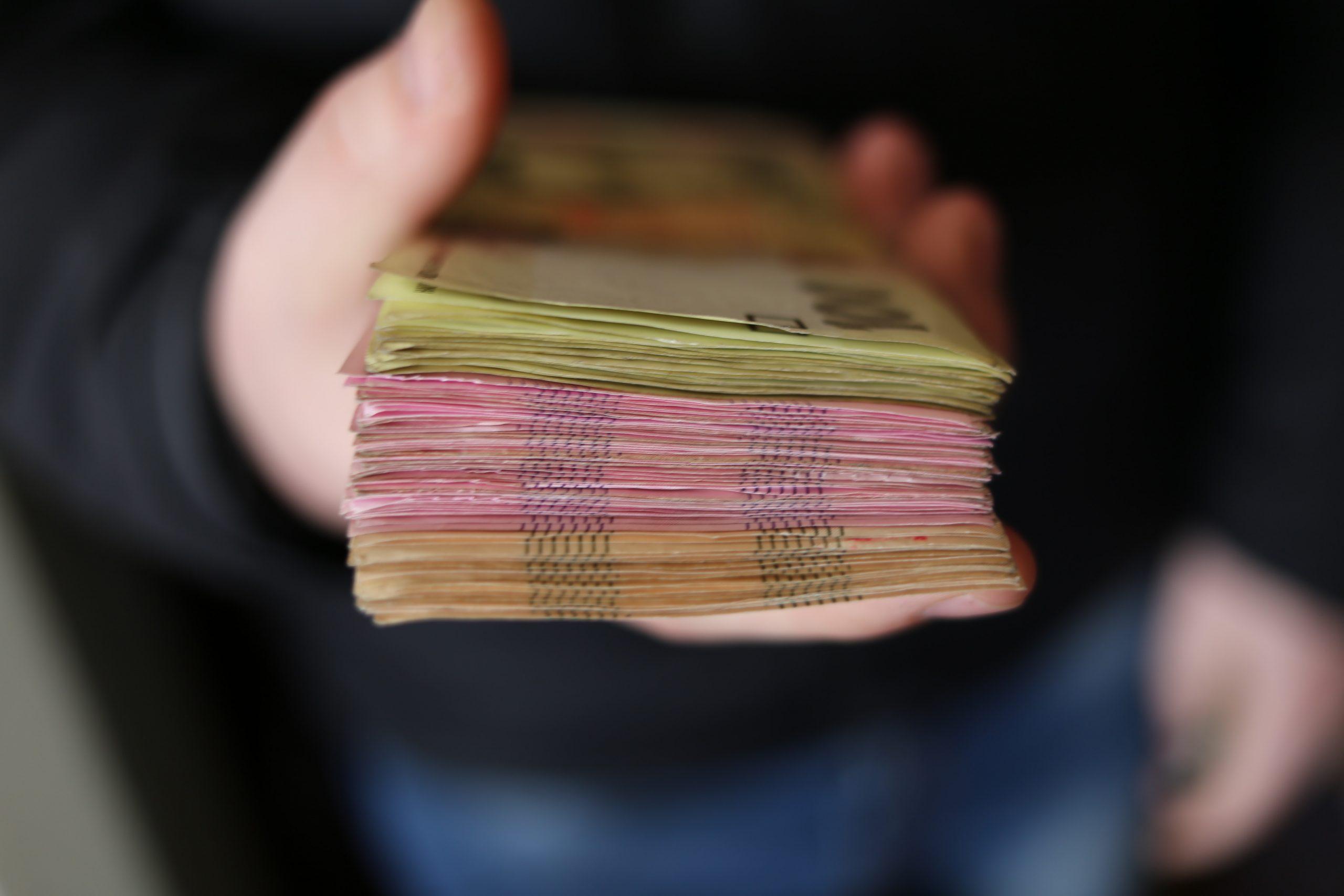 Will Cash Programming Save Humanitarian Aid?