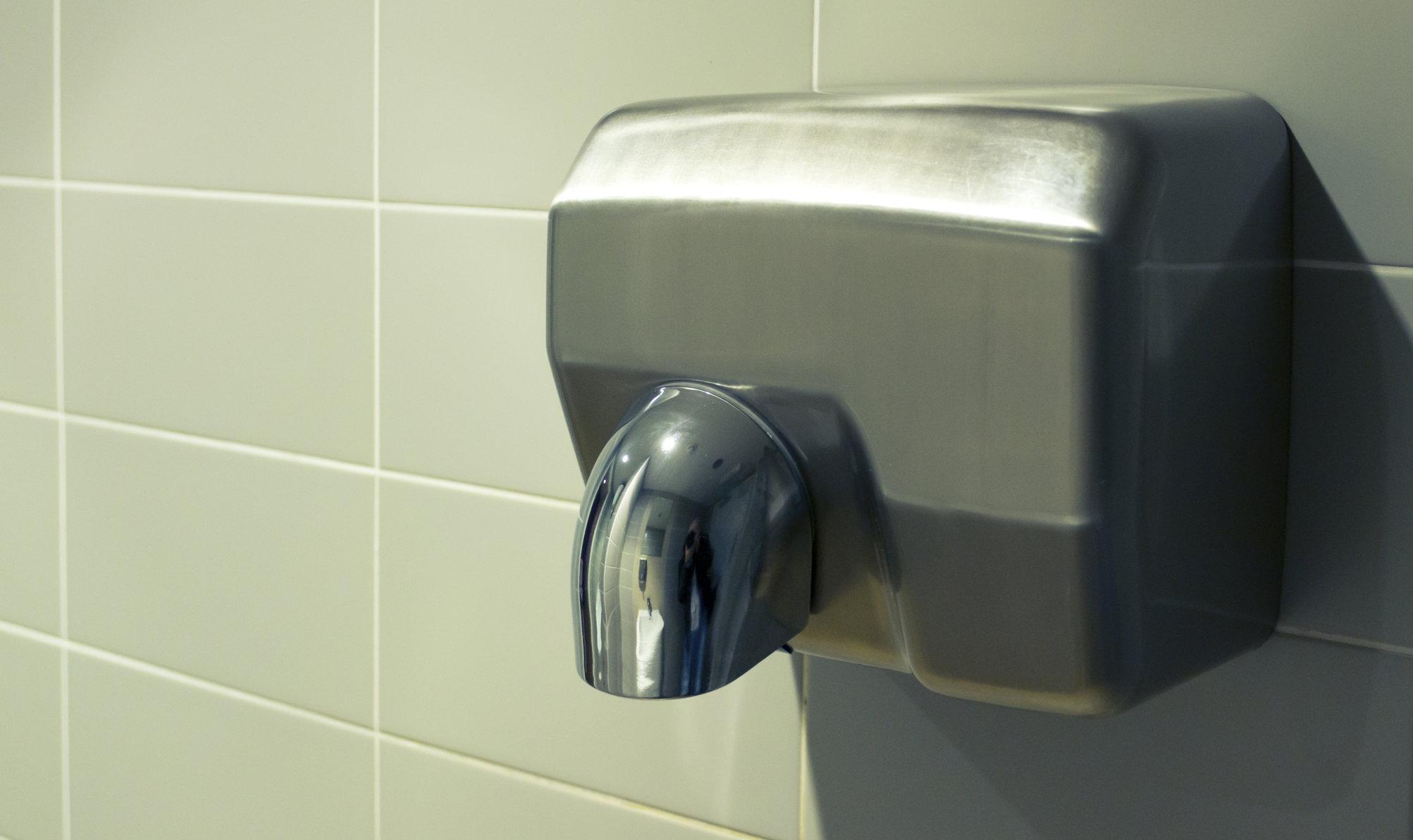 Hand Dryer Racism