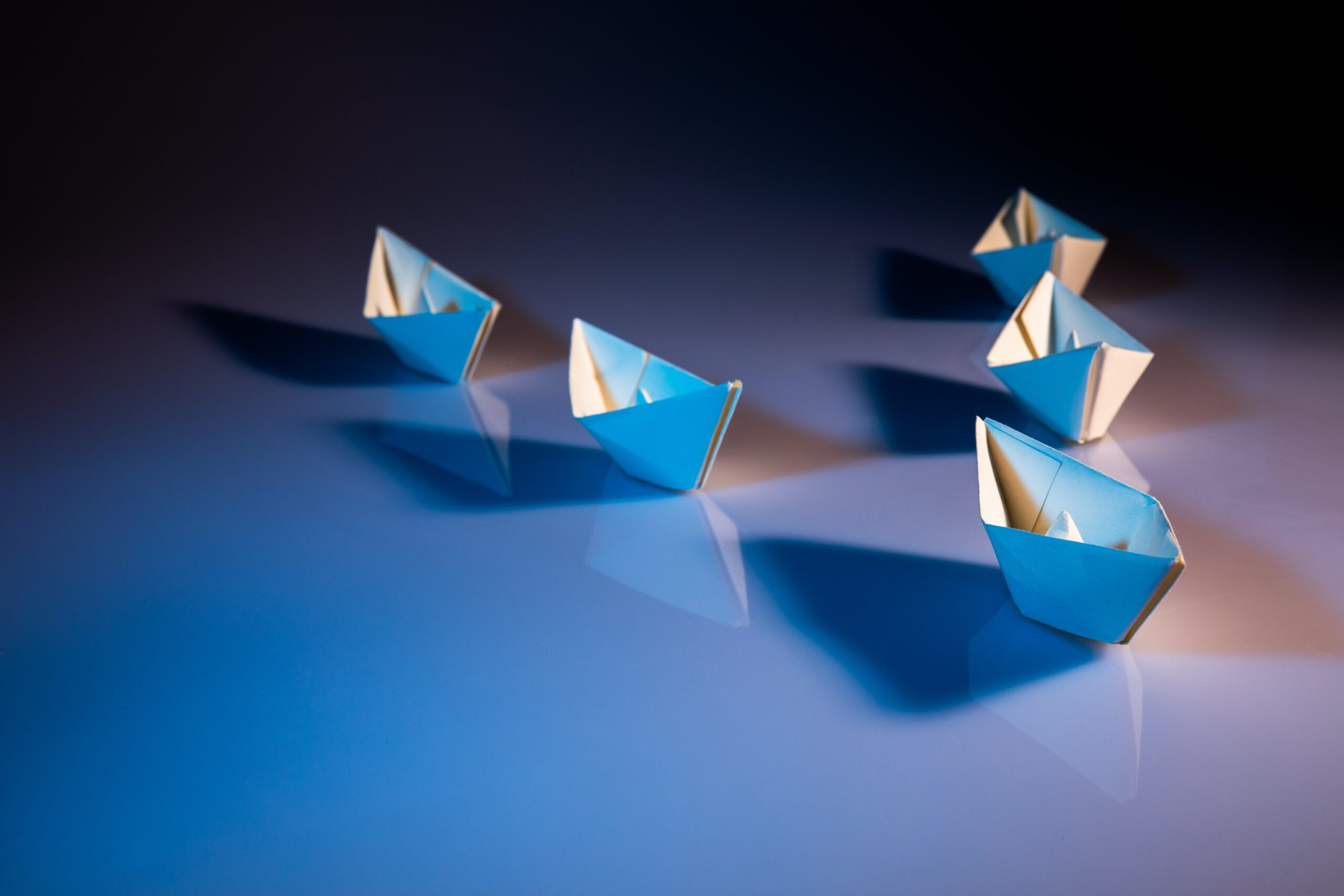 Paper Boats and Building Responsible Organisations