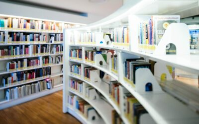 Identity and Library Books