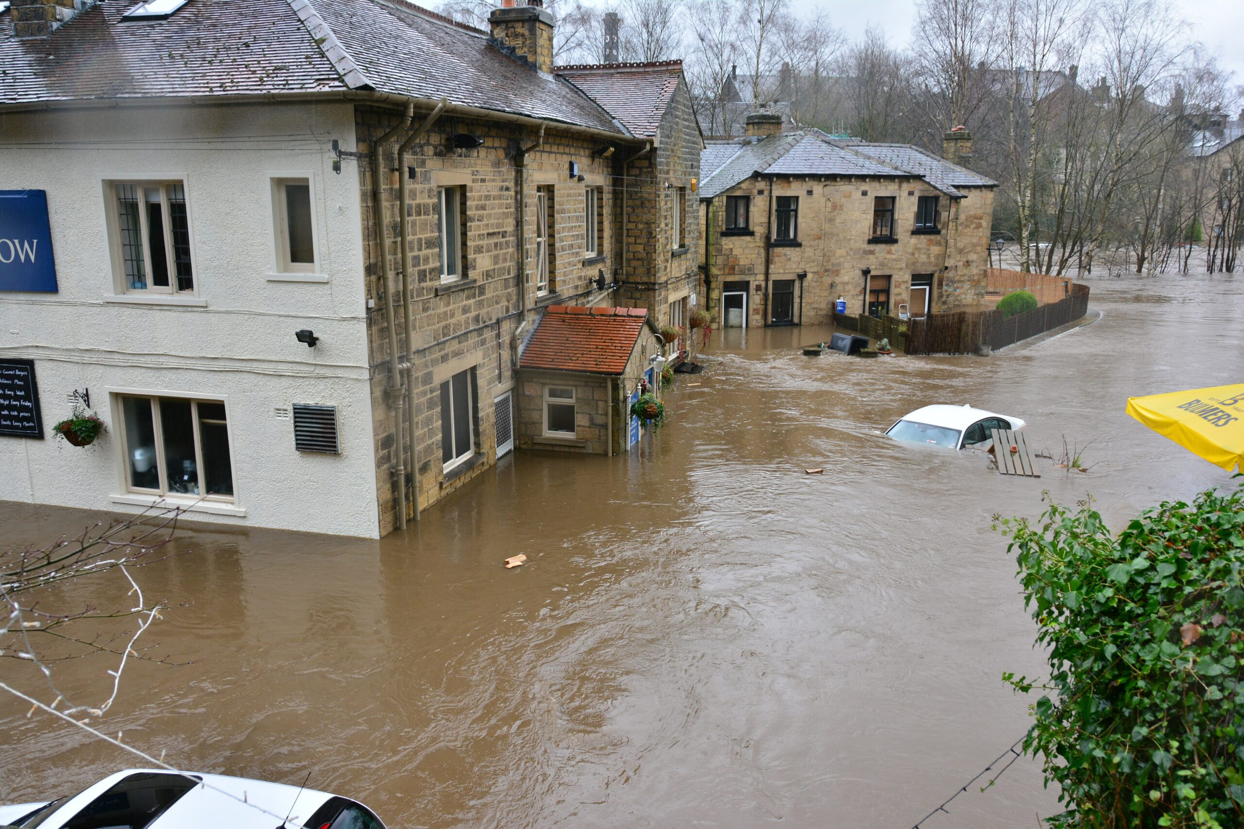 Flood Prevention can teach us about Data Management