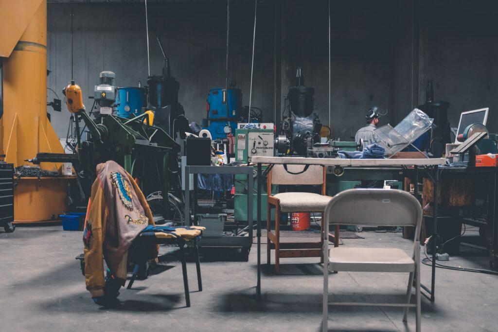 garage startup