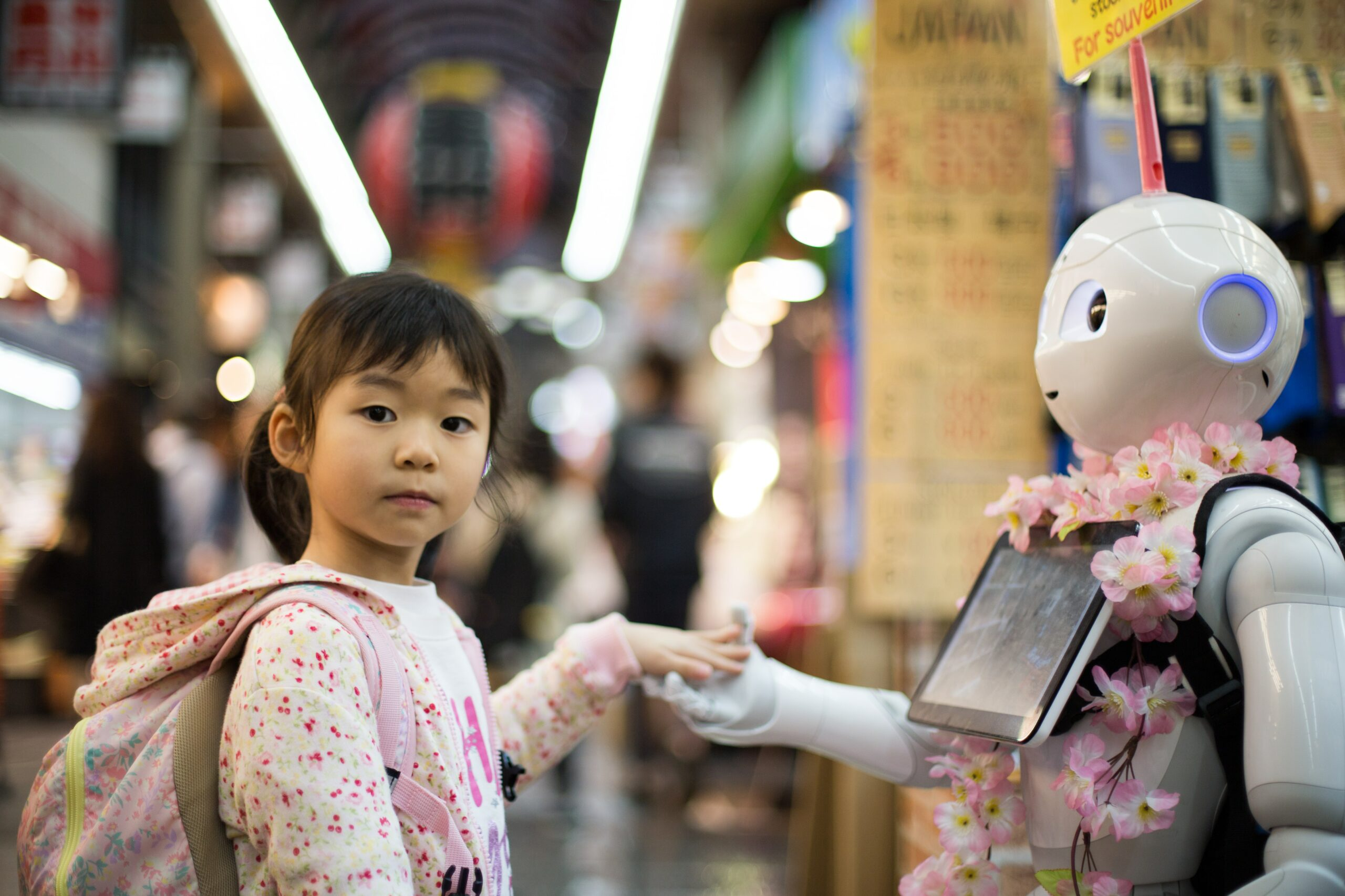 Becoming Robots or Humans?