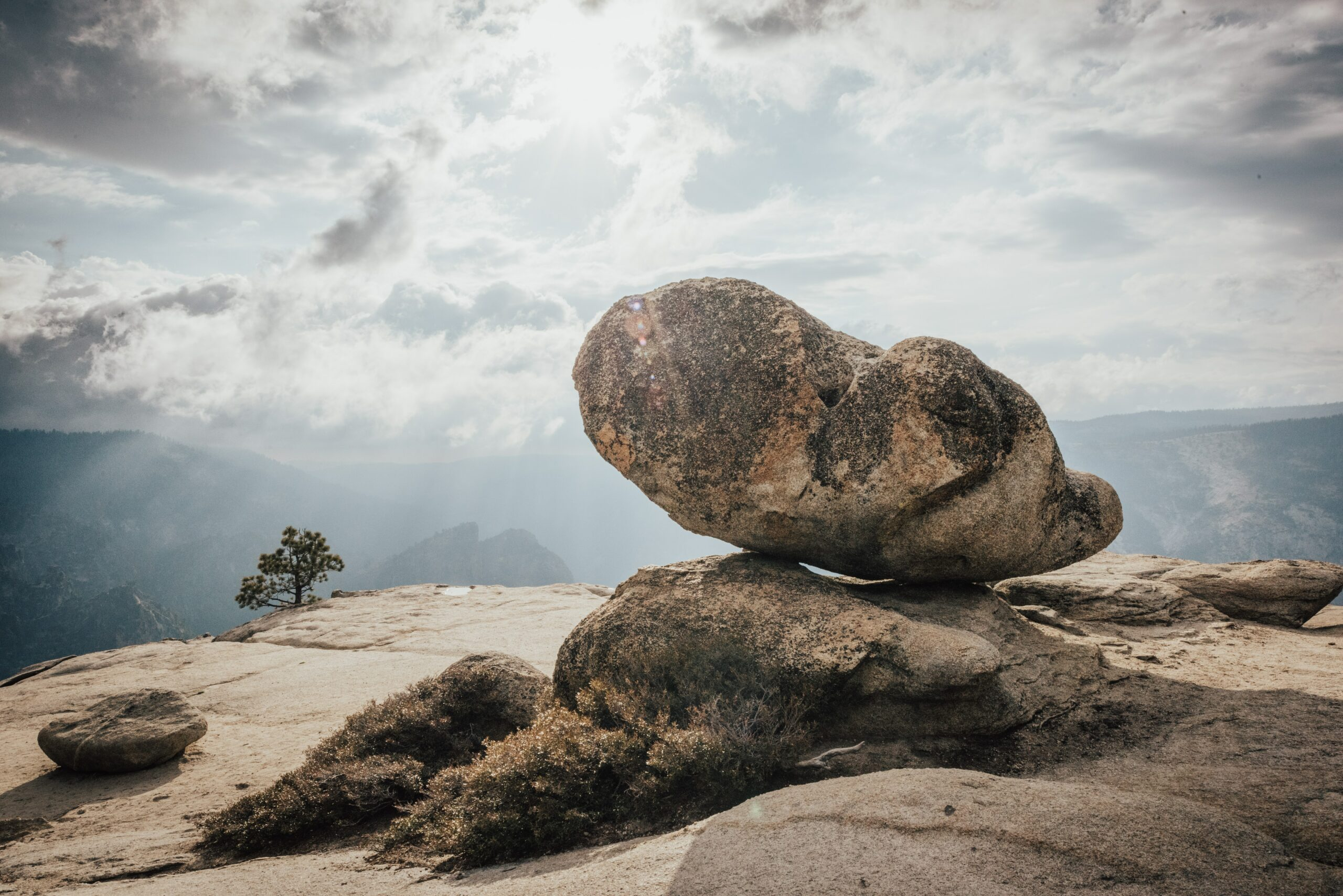 A Rock and Hard Place